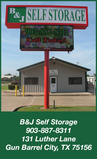 BJ Self Storage