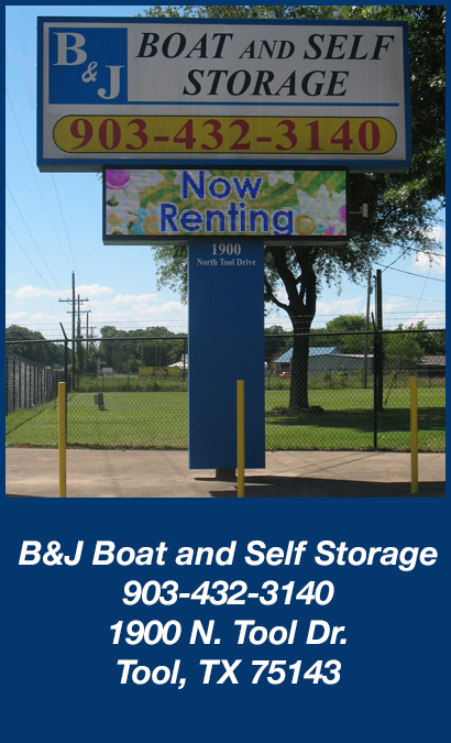 BJ Boat and Self Storage